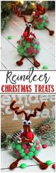 reindeer treats christmas craft craft christmas tablescapes and