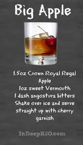 apple martini with cherry wirtz beverage illinois introducing the new crown royal regal