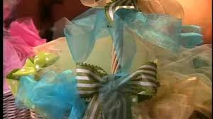 video how to decorate easter baskets martha stewart