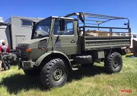 mercedes unimog truck mercedes unimog army overland the fast truck