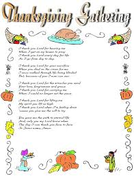 thanksgiving poems thank you thanksgiving blessings