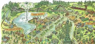 cedar fair parks map cedar fair expand dominion