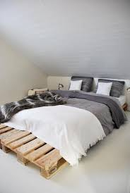 How To Make A King Size Platform Bed With Pallets by Pallet Addicted 30 Bed Frames Made Of Recycled Pallets