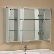 bathroom sliding door mirrored medicine cabinets for bathroom