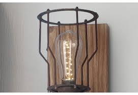 Battery Operated Wall Sconces Lighting Sconce Light Fixture Farmhouse And Barnyard Decor Rustic