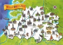 Map Of Europe Game by Maps Of Belgium Detailed Map Of Belgium In English New Zone