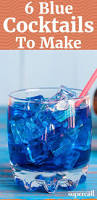 Best Party Cocktails - best 25 blue cocktails ideas on pinterest coconut drinks