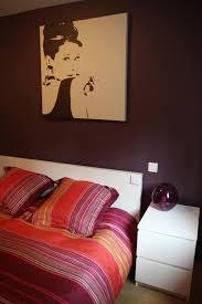 chambre couleur aubergine décoration chambre couleur aubergine taupe 97 le havre