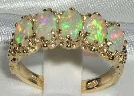 opal stones rings images 18ct gold aaa fine opal ring 18ct gold rings gold silver rings jpg