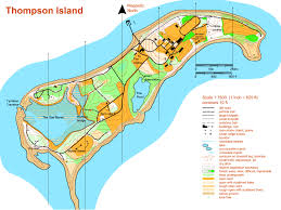 Tourist Map Of Boston by Visit Thompson Island Outward Bound