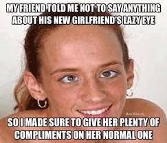 Lazy Eye Meme - lazy eye memes