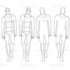 how to draw a male fashion figure male fashion pinterest