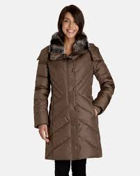 down coats and parkas for women london fog