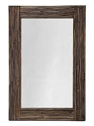 kouboo rattan wall mirror reviews wayfair