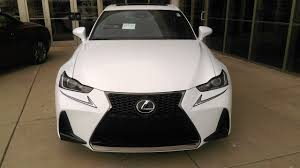 lexus sports car isf 2017 lexus is 350 f sport review youtube