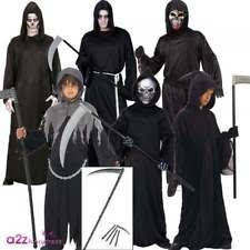 Grim Reaper Costume Mens Grim Reaper Costume Ebay