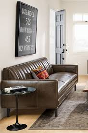 Leather Couch In Living Room by Best 25 Living Room Sectional Ideas On Pinterest Neutral Living