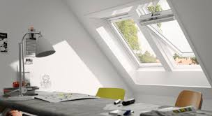 inspiration home office ideas with velux