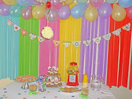 simple birthday decoration at home kids birthday decoration ideas at home simple birthday decoration