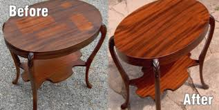how to refinish a wood table furniture refinishing wood furniture refinishing