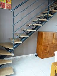 escalier design bois metal escalier kocentrik koc022 kozac