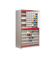 Drawer Storage Cabinet Storage Cabinet Floor Mounted Multi Drawer Metal Stala