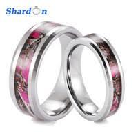 camo wedding rings sets wholesale camo wedding ring sets buy cheap camo wedding ring
