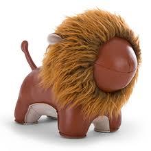 lion bookends zuny series lino lion bookend zuny