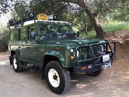 land rover off road completely original 1980 land rover defender 110 offroad for sale