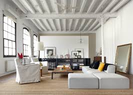 Loft Apartment Design by New York Loft Interior Design