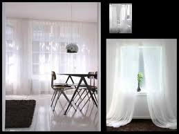 white sheer curtains for your doors and windows youtube