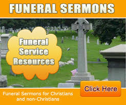 free funeral sermons for non christians free funeral sermons