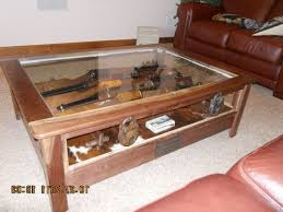 Display Coffee Table Shadow Box Coffee Table West Elm Pertaining To Good Looking