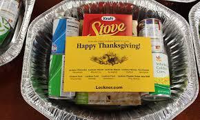 0 sle leckner thanksgiving dinner frozen turkey is delivered
