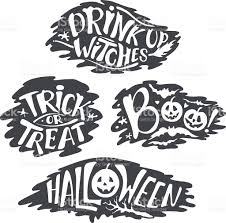 Halloween Vector Images Happy Halloween Calligraphy Backgrounds Vector Halloween Banner