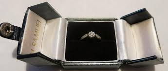 vintage engagement rings second hand jewellery buy and sell in