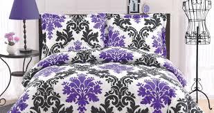 Queen Zebra Comforter Duvet Elegant Purple And Orange Bedding Sets Infatuate Cheap