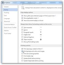 how to print with background page color word 2013 super user