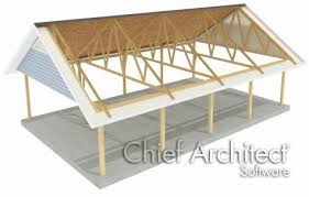 creating a post and beam structure