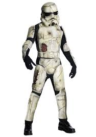 deluxe death trooper costume men u0027s scary star wars costume