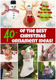 Fun Homemade Christmas Ornaments