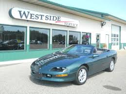 camaro z28 used for sale used cars for sale wisconsin by westsideservice com 1995