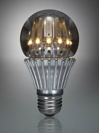 the first 100 watt equivalent led bulb shines at 2011 lightfair