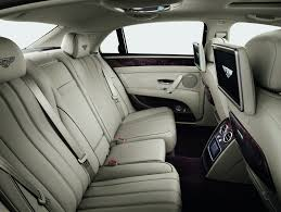 new bentley mulsanne interior all new bentley flying spur interior rear seats eurocar news