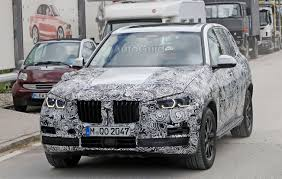 bmw jeep 2018 bmw x5 loses more camo as official debut nears autoguide