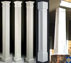 decorative fiberglass columns decoration ideas gyleshomes com