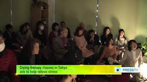 therapy classes therapy classes in tokyo aim to help relieve stress