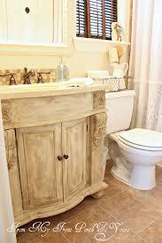 guest bathroom mini remodel hometalk