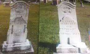 Princeton Cemetery Cemetery Restoration City Of Princeton