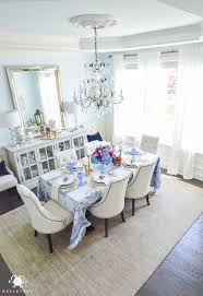 Blue Dining Room by 326 Best Inspire Dining Rooms Images On Pinterest Home Tours